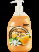 Boom folyékony szappan narancs és menta