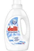 Dalli Ragyogó fehérség mosógél 18 mosás 1,35l