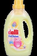 Dalli Balzsam gyapjú, kényes ruhákhoz mosógél 18 mosás 1,35l